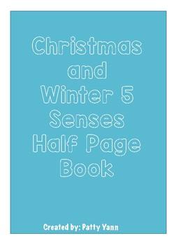 5 Senses Christmas and Winter Book