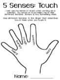 5 Senses Hand