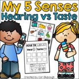 5 Senses - Hearing vs. Taste