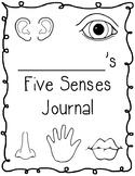 5 Senses Journal