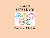 5 Senses MEGA STATIONS