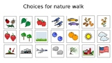5 Senses Nature Walk