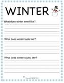 5 Senses, Seasonal Writing