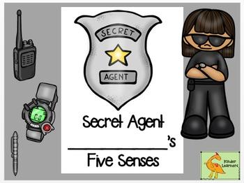 5 Senses - Secret Agents
