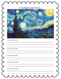 5 Senses Starry Night