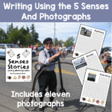 5 Senses Stories Using Photographs