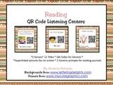 5 Senses Theme - QR Code Listening Centers
