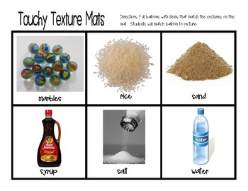 5 Senses: Touchy Textures and What's that Smell?