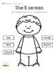 5 Senses Word Match