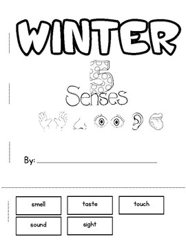 5 Senses in Winter