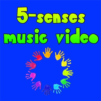 5 Senses Sing-a-Long Music Video