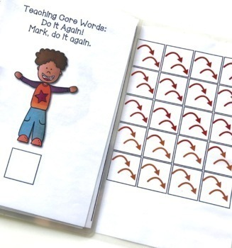 AAC Core Vocabulary Bundle 5 sets of Interactive Books for Speech Therapy