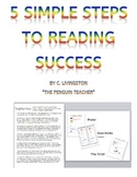5 Simple Steps to Success (for Reading Passages)