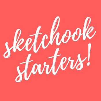5 Sketchbook Starters