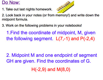 5 SmartBoard Lessons for Basics of Geometry Common Core