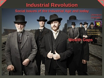 5 Social Issues of the Industrial Revolution (with links t