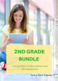5 Software-Based Projects to Integrate Technology into 2nd Grade