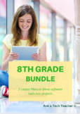 5 Software-based 8th Grade Projects