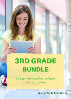 5 Software-based Projects to Integrate Technology into 3rd Grade