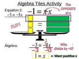 5) Solving One Step Equations w/Multiplication & Division (Complete PPT Lesson)