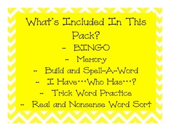 5-Sound Blends and Suffixes ed and ing Phonics Games