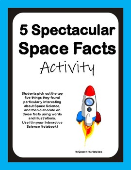 5 Spectacular Space Facts