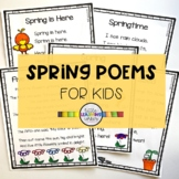 5 Spring Poems for Kids