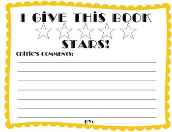 5 Star Books!