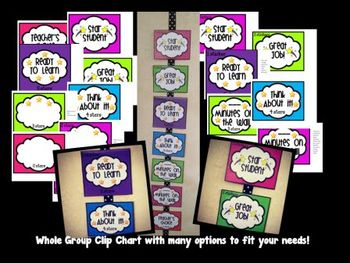 5 Star Classroom Management System (Editable)