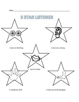 5 Star Listener