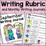 5 Star Sentence Writing Rubric