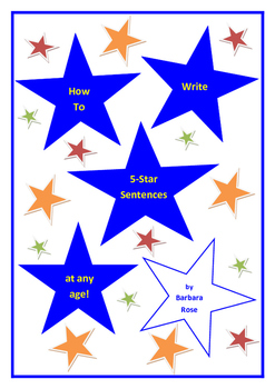 How To Write 5-Star Sentences