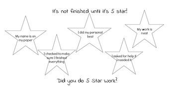 5 Star Work