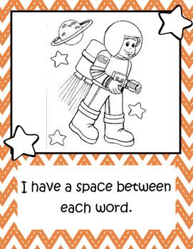 5 Star Writing Bulletin Board Printables