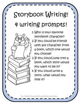 5 Star Writing-Storybook