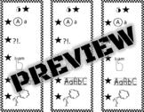 5 Star's of Writing Bookmark
