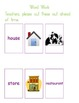 5 Stations for Kinders: Setting and Parts of Book