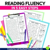 Reading Fluency - Distance Learning