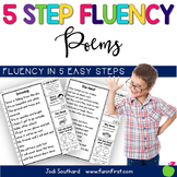 5 Step Fluency Poems