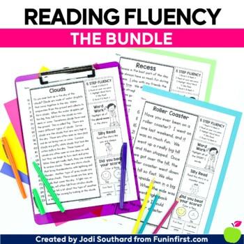 5 Step Fluency {The Bundle}