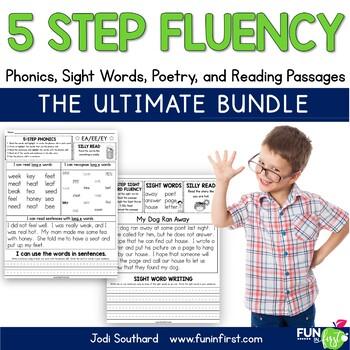 5 Step Fluency - The Ultimate Bundle
