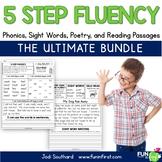 Reading Fluency - The Ultimate Bundle