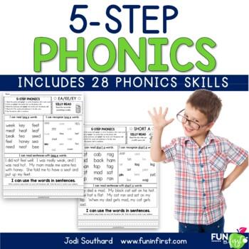5-Step Phonics