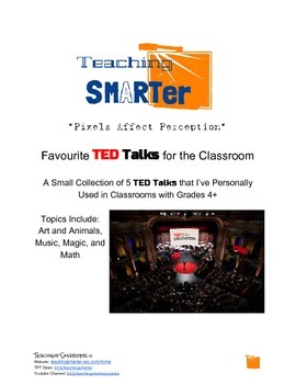 5 Student Approved TED Talks for the Elementary and High School Classroom