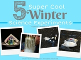 5 Super Cool Winter Science Experiments for Kids