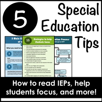 5 Teacher Resources to Navigate Special Education