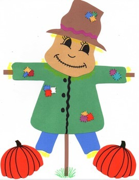 5 Thanksgiving Craft Projects: Pilgrims, Indians, Crow, Scarecrow & Turkey