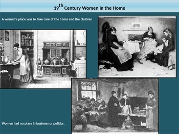 5. The Civil War - Lesson 1 of 8 - Women's Rights Movement