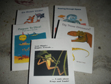 5 Thematic Units Bundle- Frog and Toads, Dinoaurs, Oceans, Space, Australia
