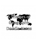 5 Themes of Geography Doodle Notes